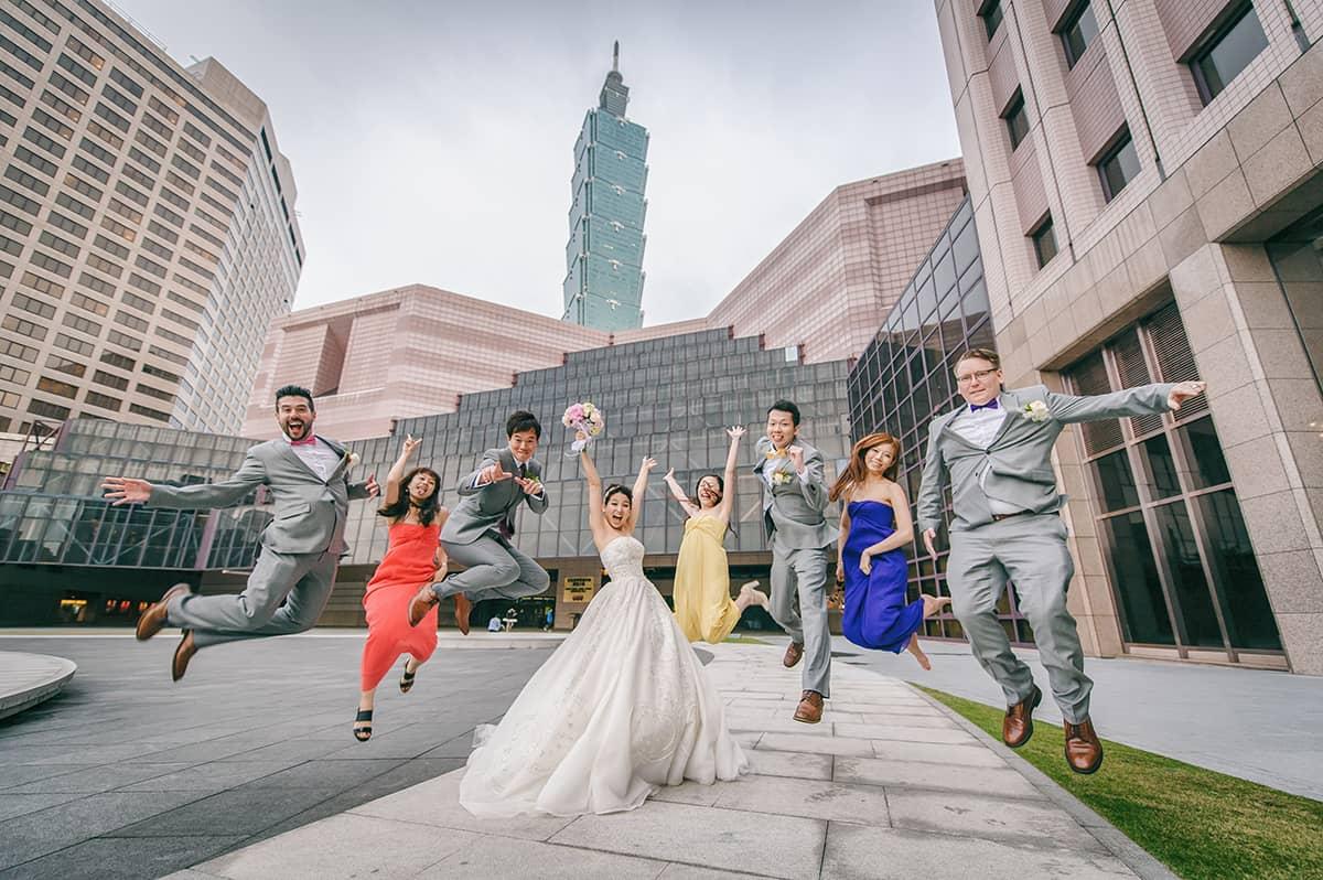 婚攝Anker,世貿三三,教堂婚禮