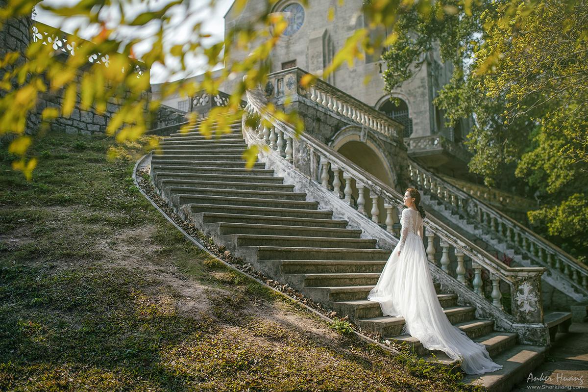 澳門婚紗照,海外婚紗